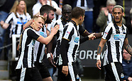 Newcastle United v Wigan Athletic 010417