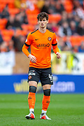 Ian Harkes (#47) of Dundee United FC during the William Hill Scottish Cup quarter final match between Dundee United and Inverness CT at Tannadice Park, Dundee, Scotland on 3 March 2019.