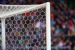 Football: Germany, 1. Bundesliga<br /> Tor, Winkel, Netz, Tornetz, net, Pfosten, Latte, goal, Tore,