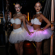 "London, Uk, 29th June 2017. Black Orchid Ballerinas preforms at Katie Price is back, with her official launch tonight of ""I Got You"" Katies's first club anthem release at the award-winning celebrity nightclub and celebrity restaurant hotspot, DSTKRT."