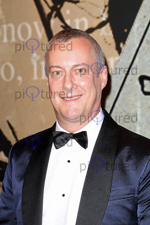 Stephen Tompkinson, Specsavers Crime Thriller Awards, Grosvenor House Hotel, London UK, 24 October 2014, Photo by Richard Goldschmidt