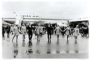 Pan Am 747 flight crew