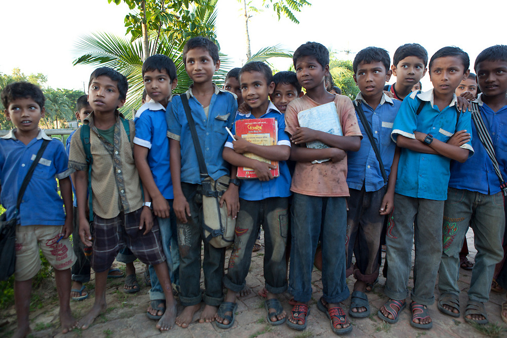 Bangladesh children