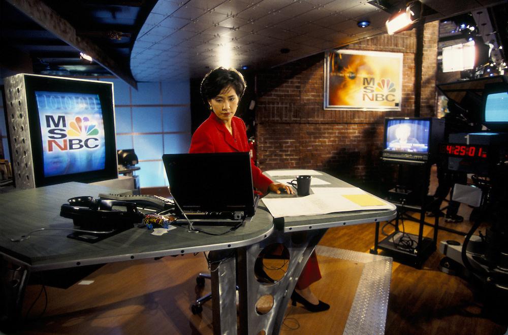 MSNBC Studio, Fort Lee, NJ