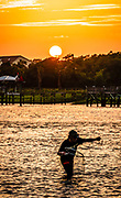 This beautiful image was captured from the shore of the Intracostal Waterway at Ocean Isle Beach. The image was processed in Lightroom and finished in Exposure 7 by tweaking the Kodachrome 25 filter preset.