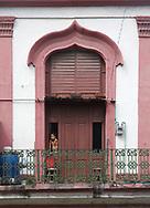 Balconies of Havana