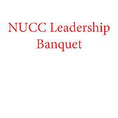 NUCC Leadership Banquet