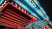Vintage Las Vegas Neon on Fremont Street