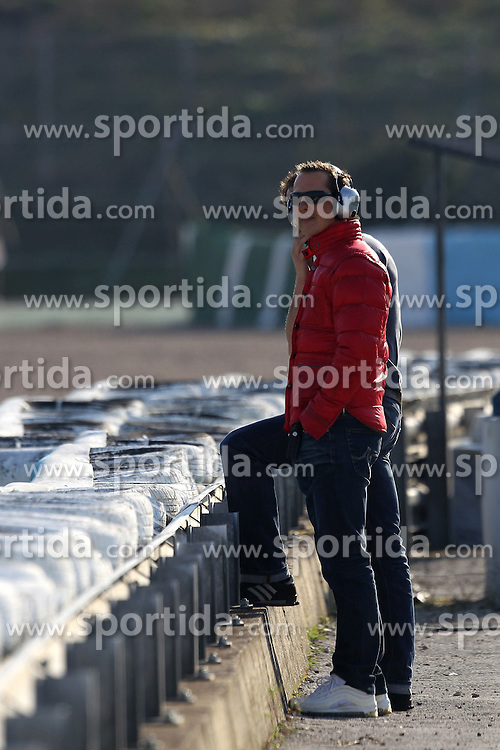 11.02.2011, Street Circuit. Jerez, ESP, Formel 1 Test 2 Valencia 2011,  im Bild Michael Schumacher (GER), Mercedes GP EXPA Pictures © 2011, PhotoCredit: EXPA/ nph/   poleposition.at        +++++ only AUT and SLO