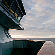 Three weeks aboard the Kong Harald. Hurtigruten, the Coastal Express. Aboard.