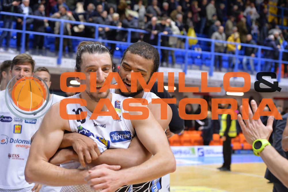 Forray Toto<br /> Happycasa Basket Brindisi - Dolomiti Energia Trento<br /> Legabasket A 2017-2018<br /> Brindisi10 /12/2017<br /> Foto Ciamillo-Castoria/ M.Longo