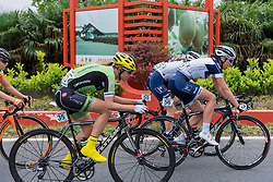 Doris Schweizer (CYlance Pro Cycling) - Tour of Chongming Island 2016 - Stage 2. A 113km road race on Chongming Island, China on May 7th 2016.