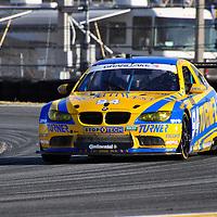 Team Turner Motorsport competing at the Rolex 24 at Daytona 2012