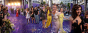 Christiana Bally, Adele Silva, Jodi Albert and Kian of Westlife, Jemma Atkinson, Ebony Thomas, Patsy Kensit, Charlie Brooks and Luci-Jo Hudson, the 2005 British Soap Awards, BBC TV Studios. London. May 7 2005. ONE TIME USE ONLY - DO NOT ARCHIVE  © Copyright Photograph by Dafydd Jones 66 Stockwell Park Rd. London SW9 0DA Tel 020 7733 0108 www.dafjones.com