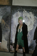 Brooke de Campo, Aperiatur Terra, Private View of work by  Anselm Kiefer<br />