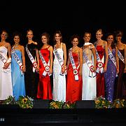 Verkiezing Miss Nederland 2003, alle missen
