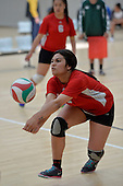 20131108 Volleyball Premier Girls Final - Sacred Heart v Chilton Saint James
