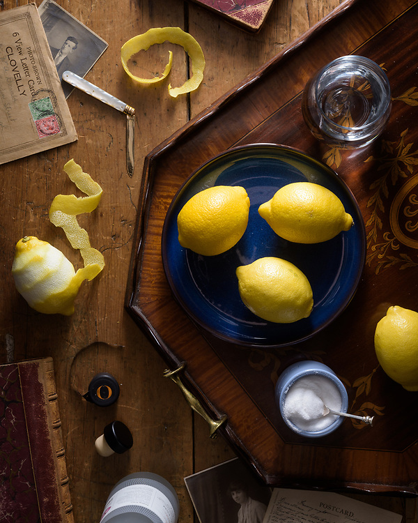 Elements of limoncello, Brechin, Scotland