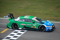October 13, 2017 - Germany - Motorsports: DTM race Nuerburgring, Saison 2017 - 9. Event Hockenheimring, GER, # 77 Loic Duval (FRA, Audi Sport Team Phoenix, Audi RS5 DTM) (Credit Image: © Hoch Zwei via ZUMA Wire)