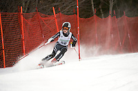 Tony Buttinger Memorial Slalom at Gunstock February 14, 2010...1st run J3