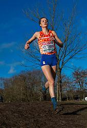 09-12-2018 NED: SPAR European Cross Country Championships, Tilburg<br /> Jill Holterman NED