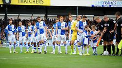 Bristol Rovers  - Mandatory by-line: Neil Brookman/JMP - 30/09/2017 - FOOTBALL - Memorial Stadium - Bristol, England - Bristol Rovers v Plymouth Argyle - Sky Bet League One