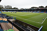 The JD Stadium before the EFL Sky Bet League 1 match between Bury and Scunthorpe United at the JD Stadium, Bury, England on 1 October 2016. Photo by Mark Pollitt.