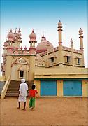 Pink Mosque - Kerala