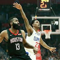 04-03 HOUSTON ROCKETS AT LA CLIPPERS