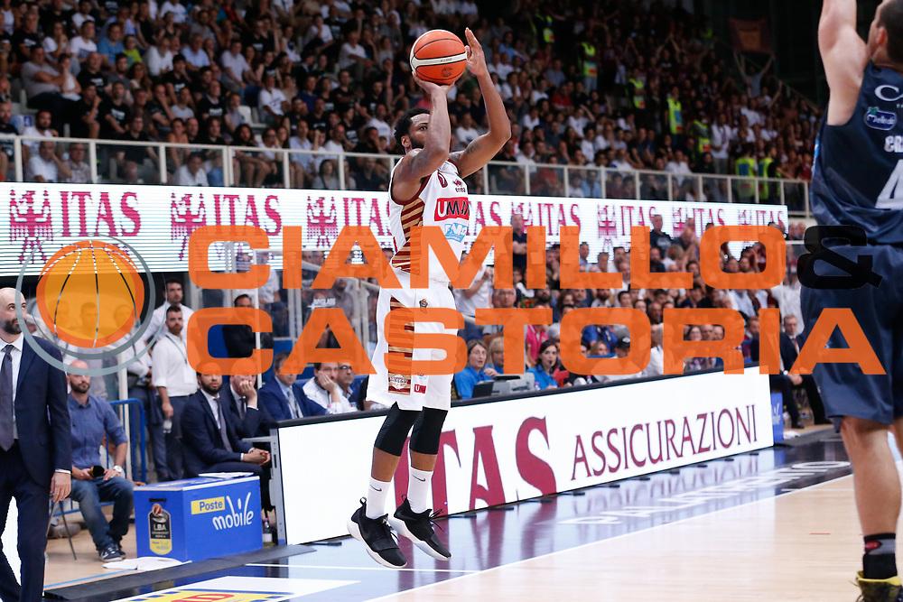 Dolomiti Energia Aquila Basket Trento - Umana Reyer Venezia <br /> Lega Basket Serie A 2016/17 Finali Gara 03<br /> Trento, 14/06/2017<br /> Foto Ciamillo-Castoria / M. Brondi