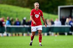 Frankie Brown of Bristol City - Mandatory by-line: Ryan Hiscott/JMP - 29/09/2019 - FOOTBALL - SGS College Stoke Gifford Stadium - Bristol, England - Bristol City Women v Chelsea Women - FA Women's Super League