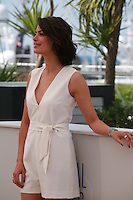 Actress Bérénice Bejo at the photo call for the film The Search at the 67th Cannes Film Festival, Wednesday 21st  May 2014, Cannes, France.