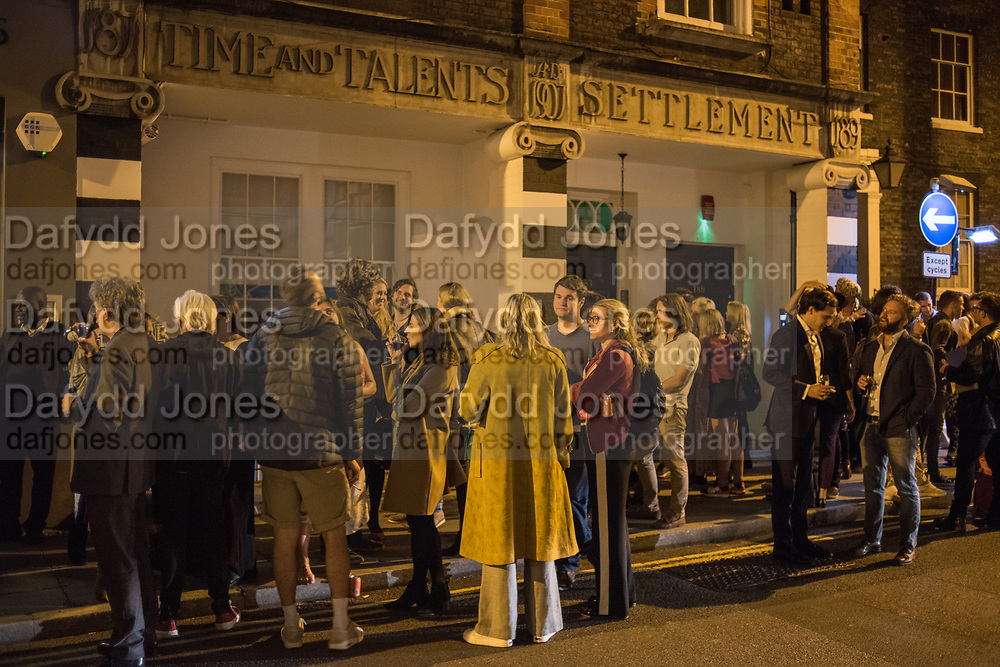 NEW PHOTOGRAPHS   OUTSIDE/INSIDE   Philip Volkers and Debbie Castro. Private View, Bermondsey Project Space, Bermondsey St. London.