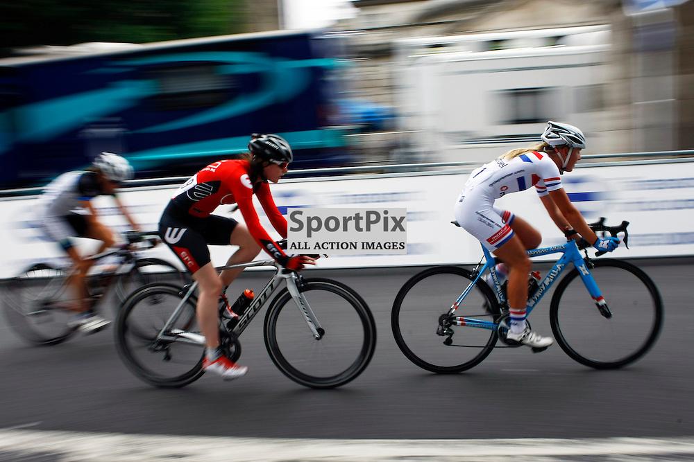 Ladies Johnson Health Tech Westminster Grand Prix. British Champion and over all winner Hannah Barnes. (c) MATT BRISTOW | SportPix