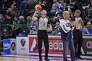 DESCRIZIONE : Beko Legabasket Serie A 2015- 2016 Dinamo Banco di Sardegna Sassari - Openjobmetis Varese<br /> GIOCATORE : Carmelo Paternicò<br /> CATEGORIA : Arbitro Referee Before Pregame<br /> SQUADRA : AIAP<br /> EVENTO : Beko Legabasket Serie A 2015-2016<br /> GARA : Dinamo Banco di Sardegna Sassari - Openjobmetis Varese<br /> DATA : 07/02/2016<br /> SPORT : Pallacanestro <br /> AUTORE : Agenzia Ciamillo-Castoria/L.Canu