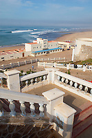 Maroc. Sidi Ifni. Cote Atlantique. 150 km sud d'Agadir. // Morocco. Sidi Ifni. Atlantic coast. 150 km south from Agadir.