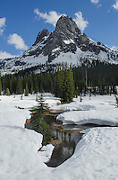 Liberty Bell Mountain, Washington Pass, North Cascades Washington