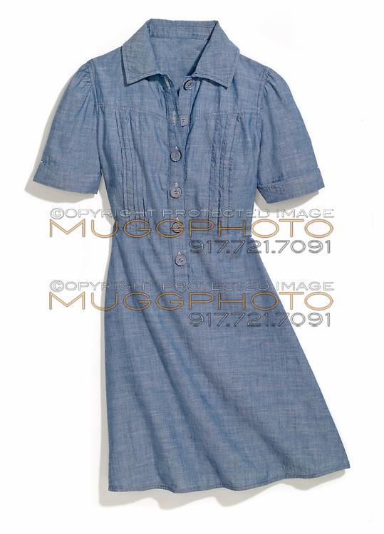 paper denim and cloth jean dress