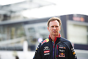 May 22, 2014: Monaco Grand Prix: Christian Horner, Red Bull Racing team principle.