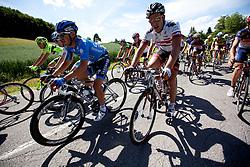 MARGALIOT Ran of Saxo Bank during 1st Stage (164 km) at 19th Tour de Slovenie 2012, on June 14, 2012, in Celje, Slovenia. (Photo by Matic Klansek Velej / Sportida)