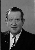 1971 - Paudraig Faulkner.  Minister for Education. 1971.