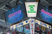 KELOWNA, CANADA - JANUARY 30:  Costco at the Kelowna Rockets game on January 30, 2018 at Prospera Place in Kelowna, British Columbia, Canada.  (Photo By Cindy Rogers/Nyasa Photography,  *** Local Caption ***