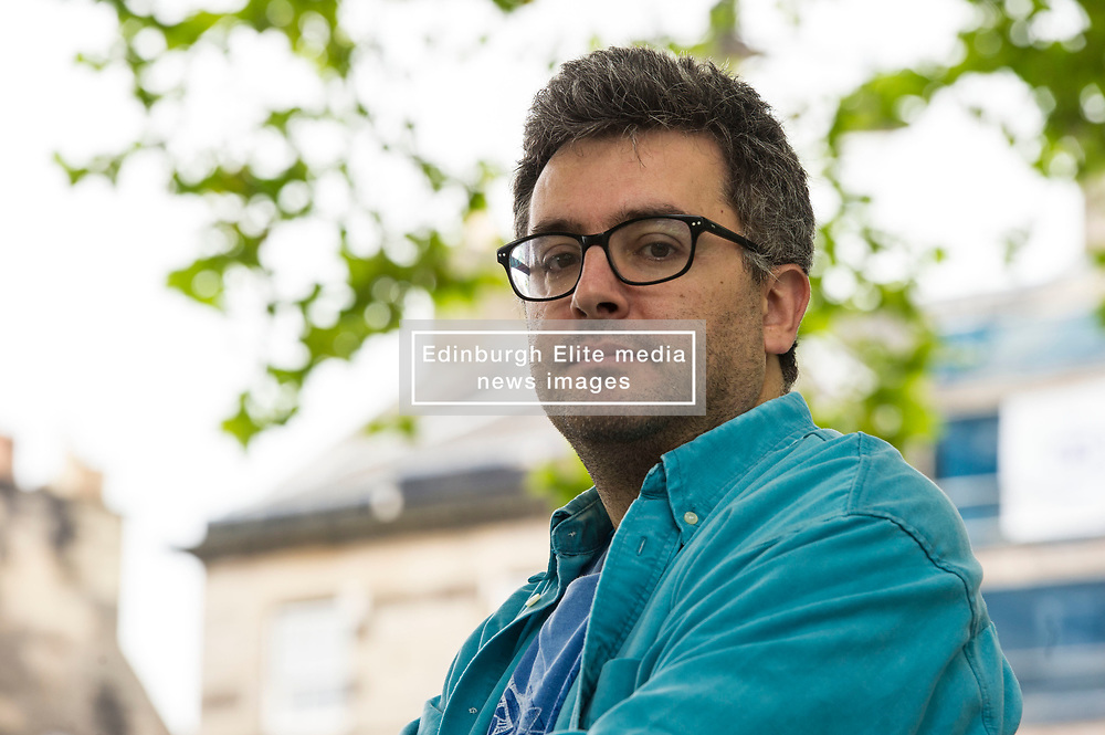 Pictured: Daniel Hahn<br /> <br /> Daniel Hahn (born 26 November 1973) is a British writer, editor and translator.<br /> <br /> He is the author of a number of works of non-fiction, including the history book The Tower Menagerie, and one of the editors of The Ultimate Book Guide, a series of reading guides for children and teenagers. the first volume of which won the Blue Peter Book Award. Other titles include Happiness Is a Watermelon on Your Head (a picture-book for children), The Oxford Guide to Literary Britain and Ireland (a reference book), brief biographies of the poets Samuel Taylor Coleridge and Percy Bysshe Shelley, and a new edition of the Oxford Companion to Children's Literature.