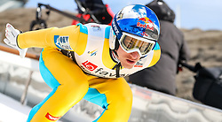 18.03.2017, Vikersundbakken, Vikersund, NOR, FIS Weltcup Ski Sprung, Raw Air, Vikersund, Team Skifliegen, im Bild Gregor Schlierenzauer (AUT) // Gregor Schlierenzauer of Austria // during the Team Event of the 4th Stage of the Raw Air Series of FIS Ski Jumping World Cup at the Vikersundbakken in Vikersund, Norway on 2017/03/18. EXPA Pictures © 2017, PhotoCredit: EXPA/ Tadeusz Mieczynski