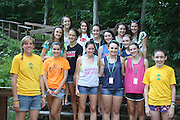 2011/08/12 - Campers move into their cabins at Aim High Running Camp. ..High School runners from throughout New York spent a week at Casowasco in the Finger Lakes Region for Aim High.