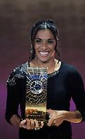 FIFA World Player 2009 Marta (BRA). © Valeriano Di Domenico/EQ Images