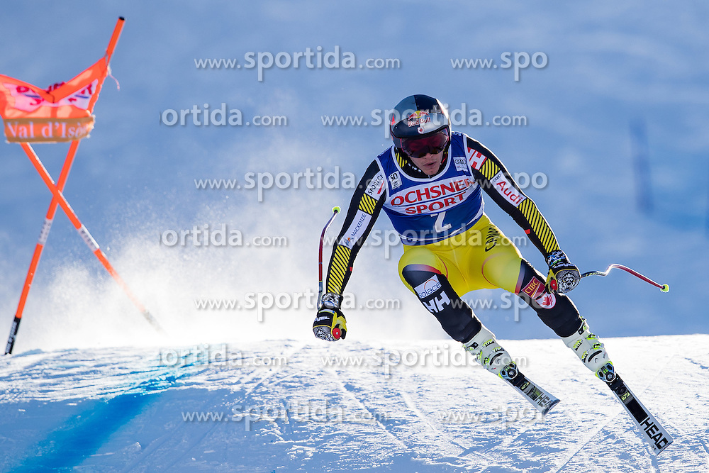 03.12.2016, Val d Isere, FRA, FIS Weltcup Ski Alpin, Val d Isere, Abfahrt, Herren, im Bild Erik Guay (CAN) // Erik Guay of Canada in action during the race of men's Downhill of the Val d'Isere FIS Ski Alpine World Cup. Val d'Isere, France on 2016/12/03. EXPA Pictures © 2016, PhotoCredit: EXPA/ Johann Groder