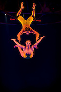 Cirque du Soleil Totem performs in Pittsburgh.