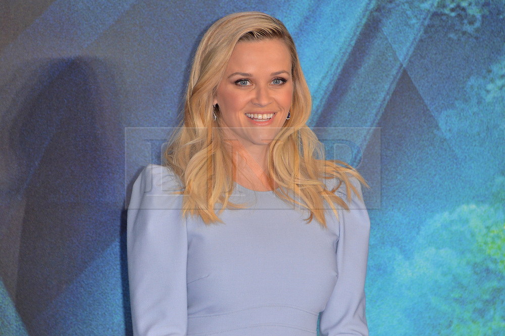 © Licensed to London News Pictures. 13/03/2018. London, UK. REESE WITHERSPOON arrives for the European film premiere of A Wrinkle In Time. Photo credit: Ray Tang/LNP