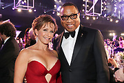 Gabrielle Carteris, President, SAG-AFTRA, and Hayma Washington, Chairman and CEO, Television Academy